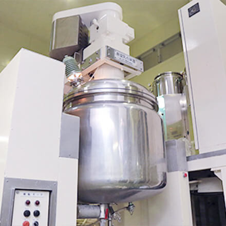 Vacuum emulsification 1000㎏